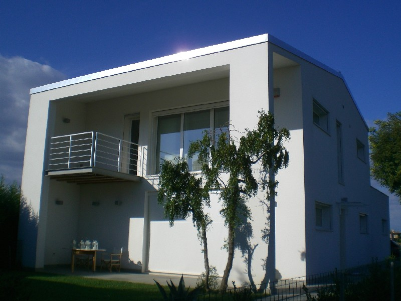 Architettura residenziale padova for Architettura residenziale contemporanea
